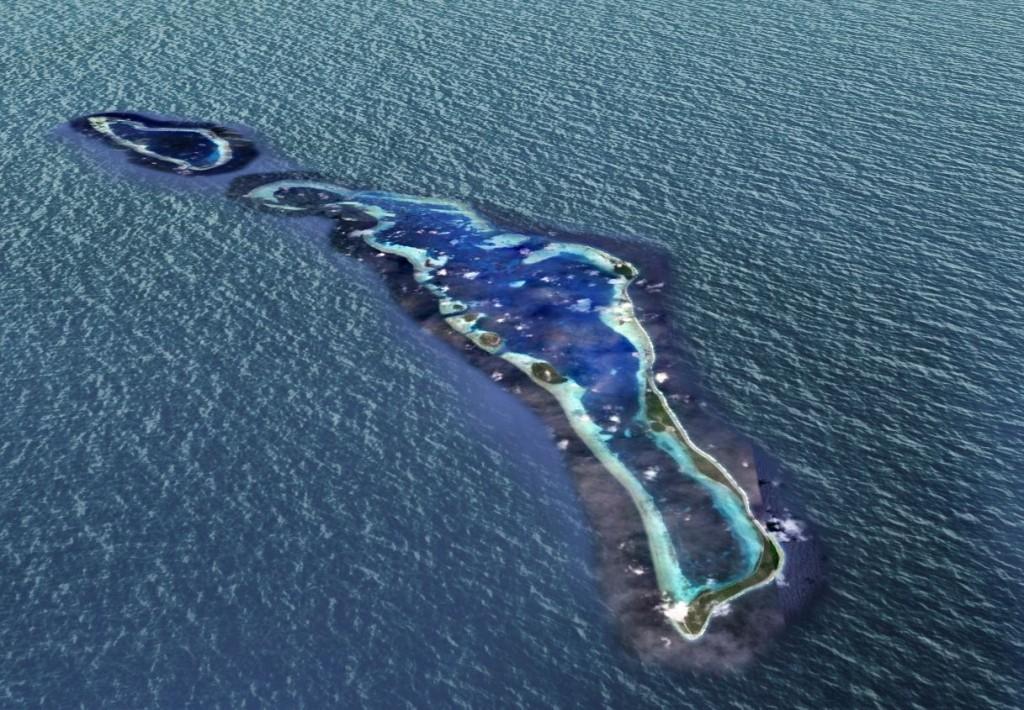 Nukuria atoll